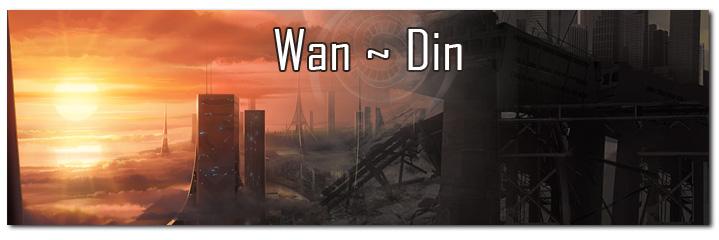 Wan~Din: Pub + Logos Ban_wandin2
