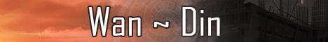 Wan~Din: Pub + Logos Logo_grand